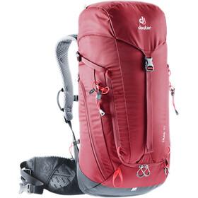 Deuter Trail 30 rugzak rood